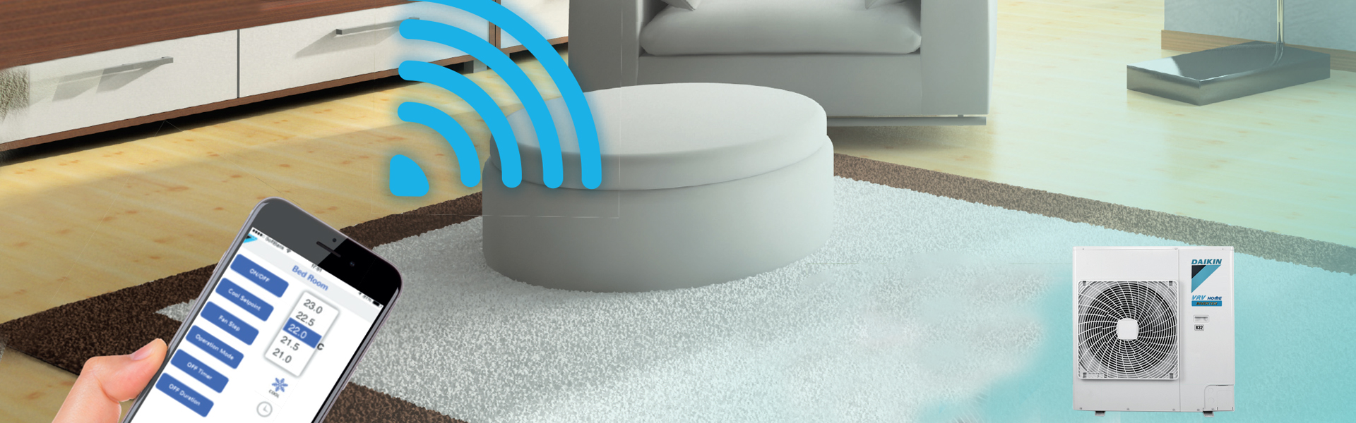 SMART CONTROL FOR RESIDENTIAL